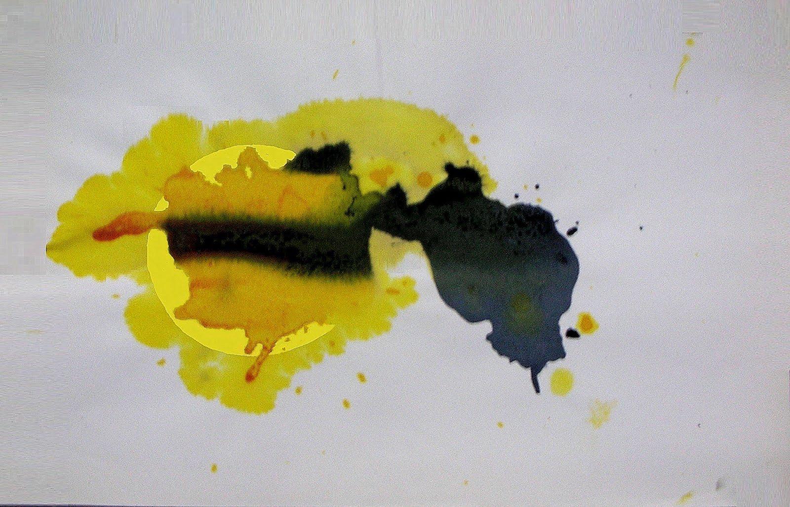 Amarillo, ocre, negro II.