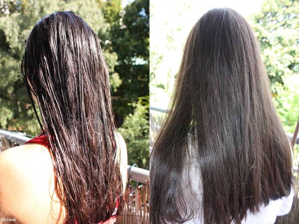 Les masques au bains pour les cheveux contre la chute des cheveux