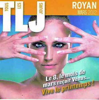 Royan: le TLJ de mars est paru