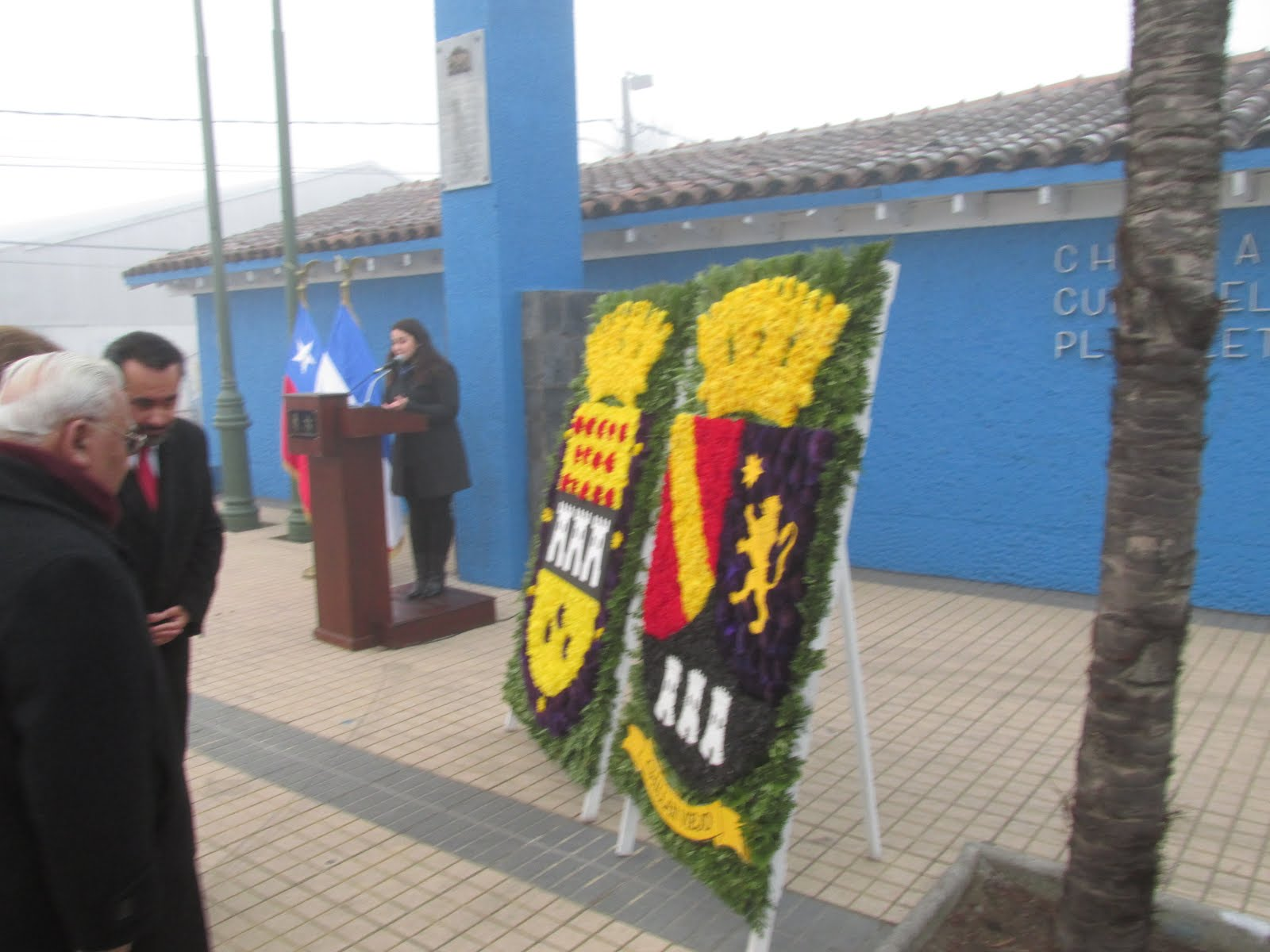 Ceremonia Encuentro y abrazo de Alcaldes de la Intercomuna en Aniversario Fundación