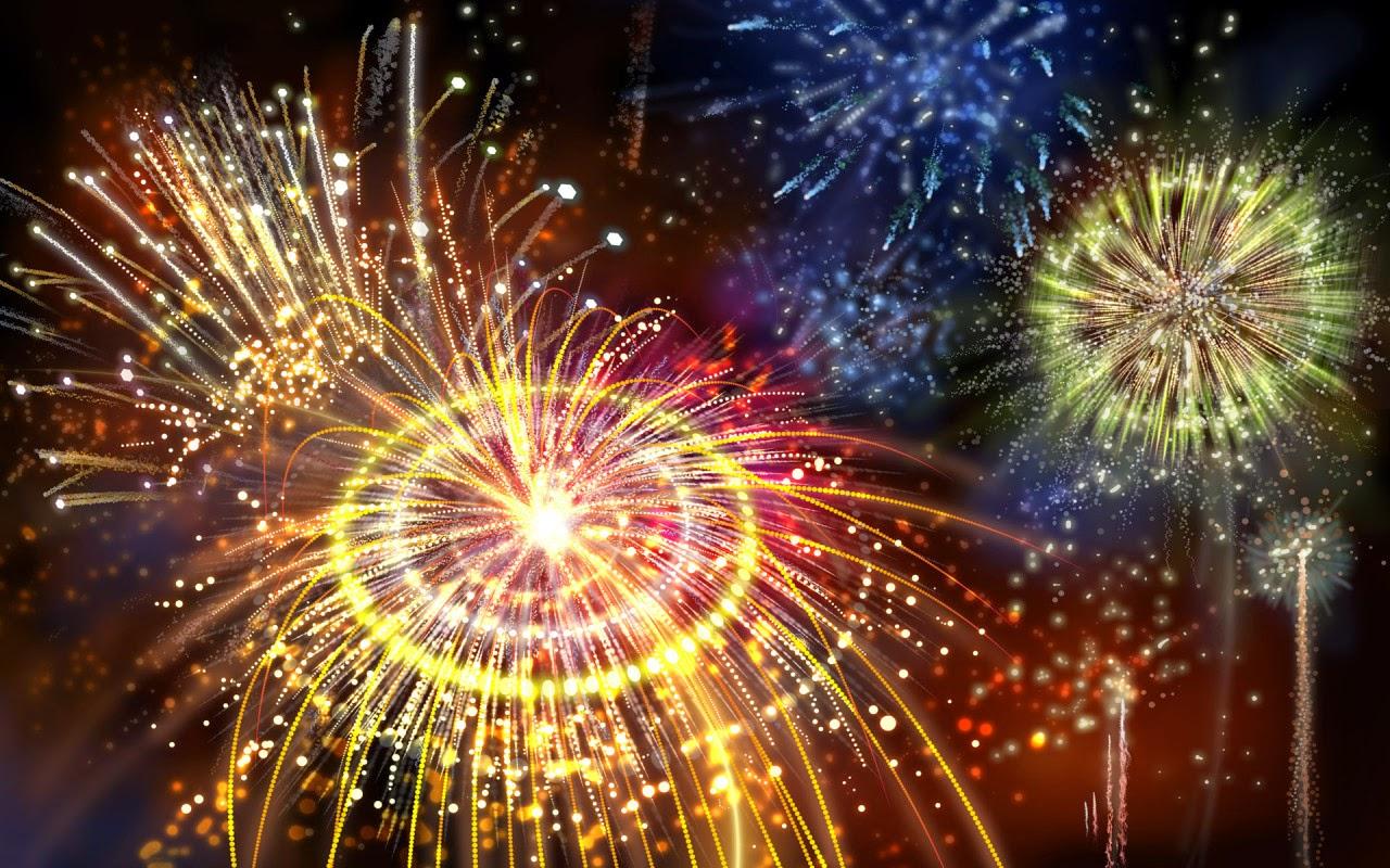 tải ảnh pháo hoa đón năm mới