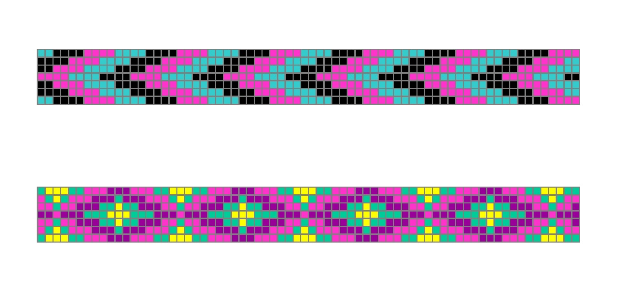Free Loom Beading Patterns For Bracelets Best