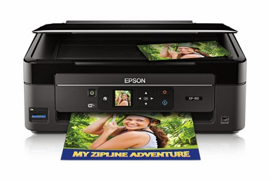 Epson Expression Home XP-310 Drivers controller
