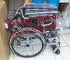 Kursi Roda Dalam Keadaan Dilipat