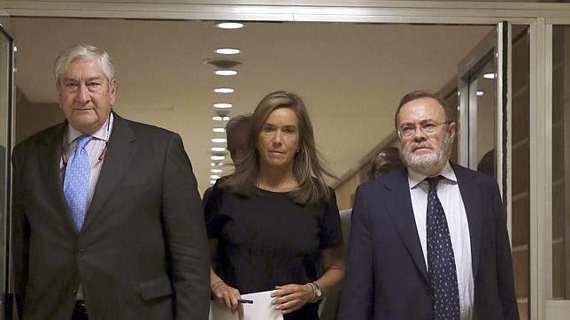 Francisco Javier Rodríguez Rodriguez, Ana Mato