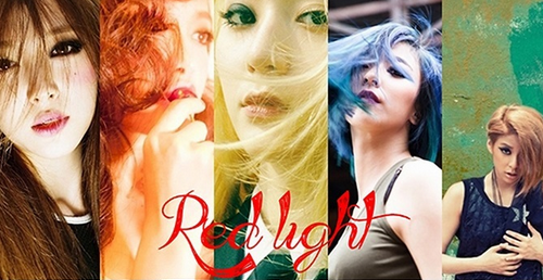 Red Light (The 3rd Album) - f(x)