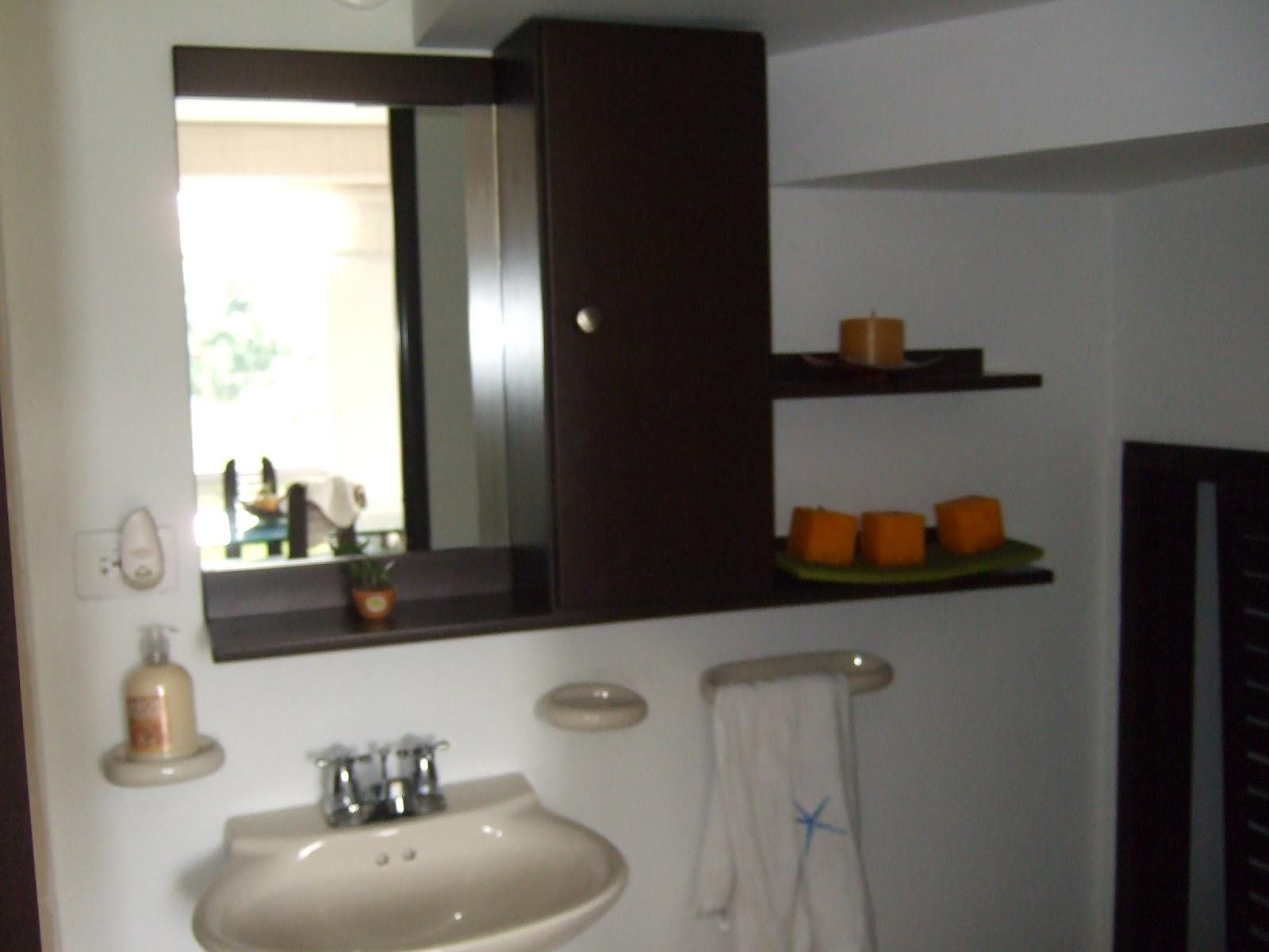 F f cocinas integrales espejos muebles de ba o for Gabinetes de bano df