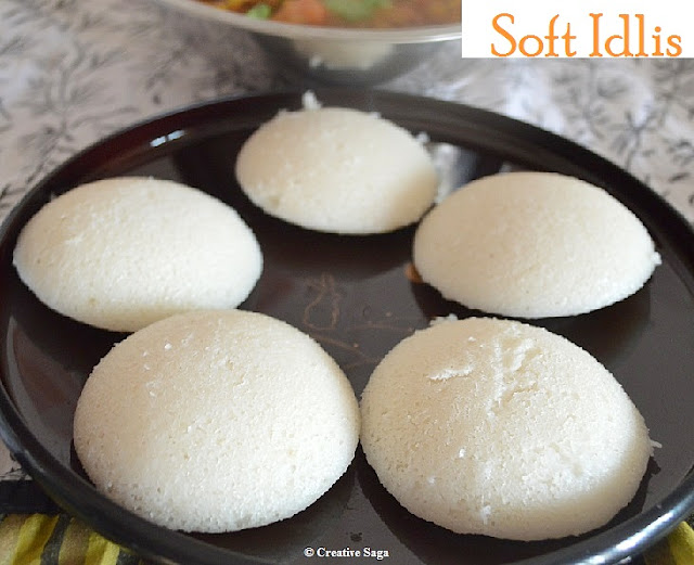 how to make idli batter