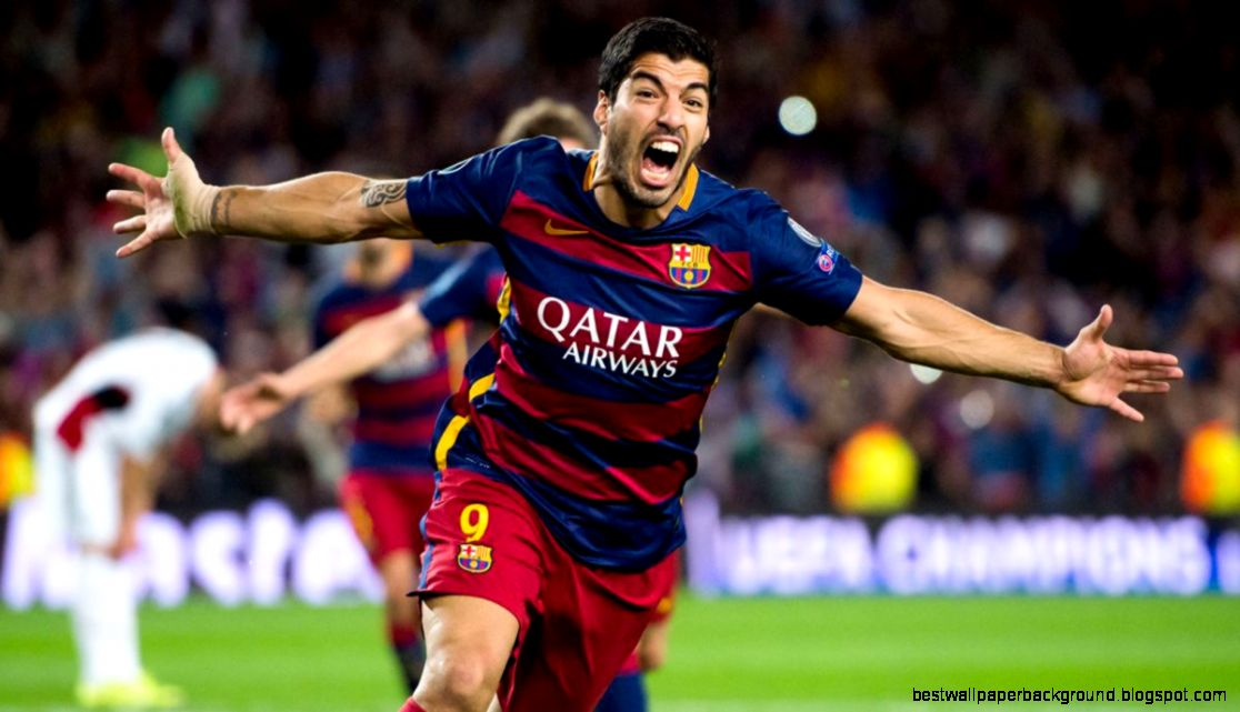 Luis Suarez scores match winner as Messi less Barcelona defeat