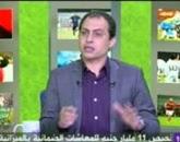 برنامج  صدى الرياضة يقدمه عمرو عبد الحق الجمعه 15-5-2015