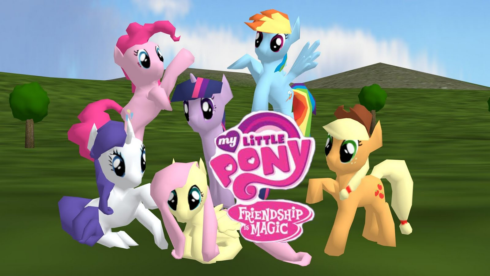 Equestria Daily Mlp Stuff New Playable Pony Game