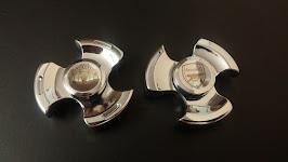 Con Quay Spinner Arsenal + Đế Quay + Túi Nhung: