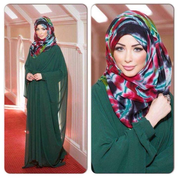 Robe pour femme voilée 2014