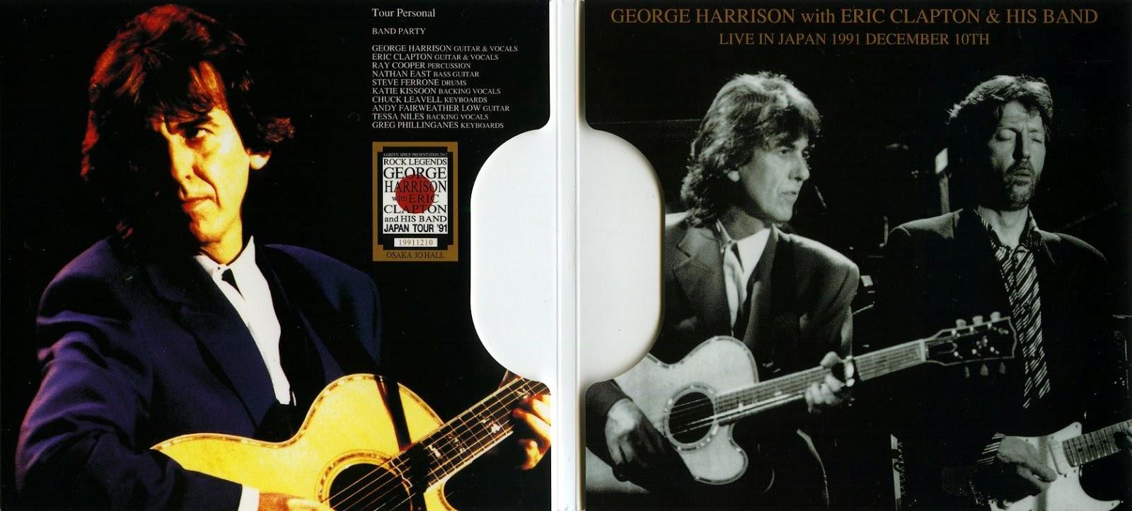George harrison 1991