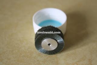 antistatic wheel brush. electronics Indonesia. electronics India