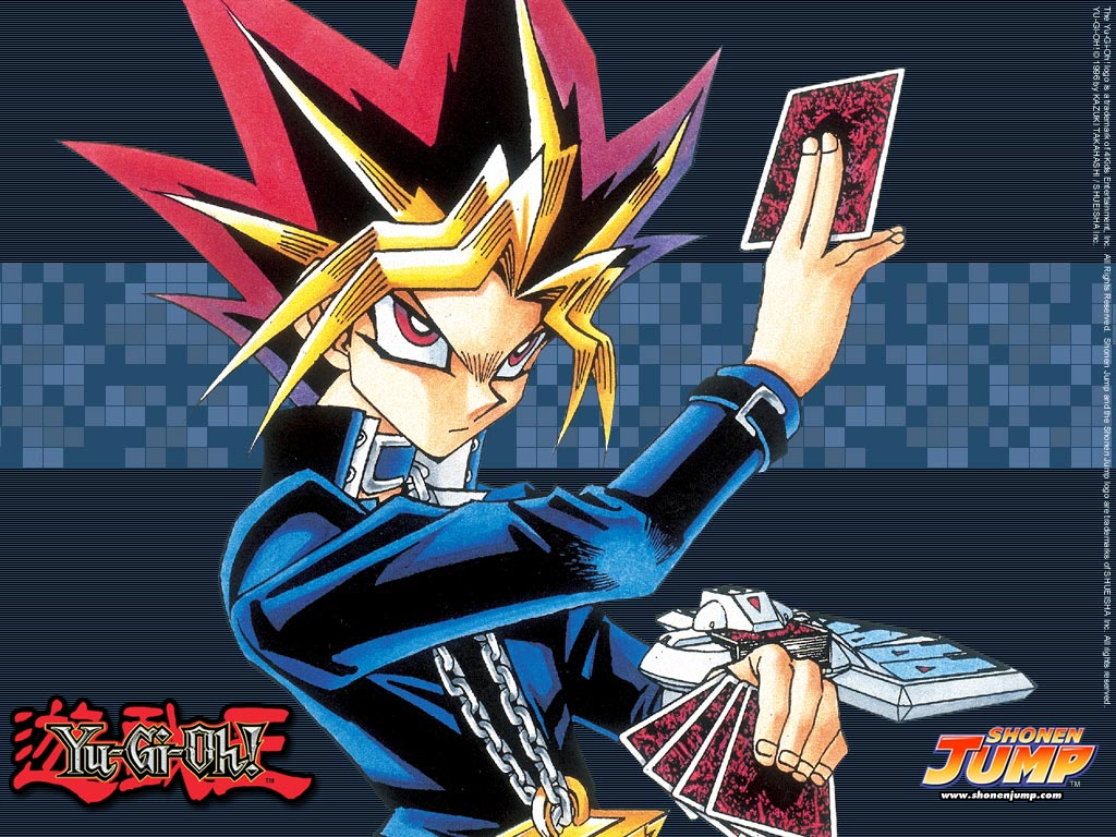 Yu-Gi-Oh HD & Widescreen Wallpaper 0.358930586696005