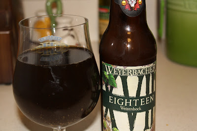 Weyerbacher Eighteen Weizenbock
