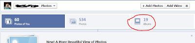 Hide Facebook PHoto Albums Security