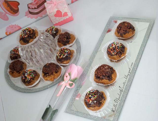 Roses des Sables Chocolat Caramel