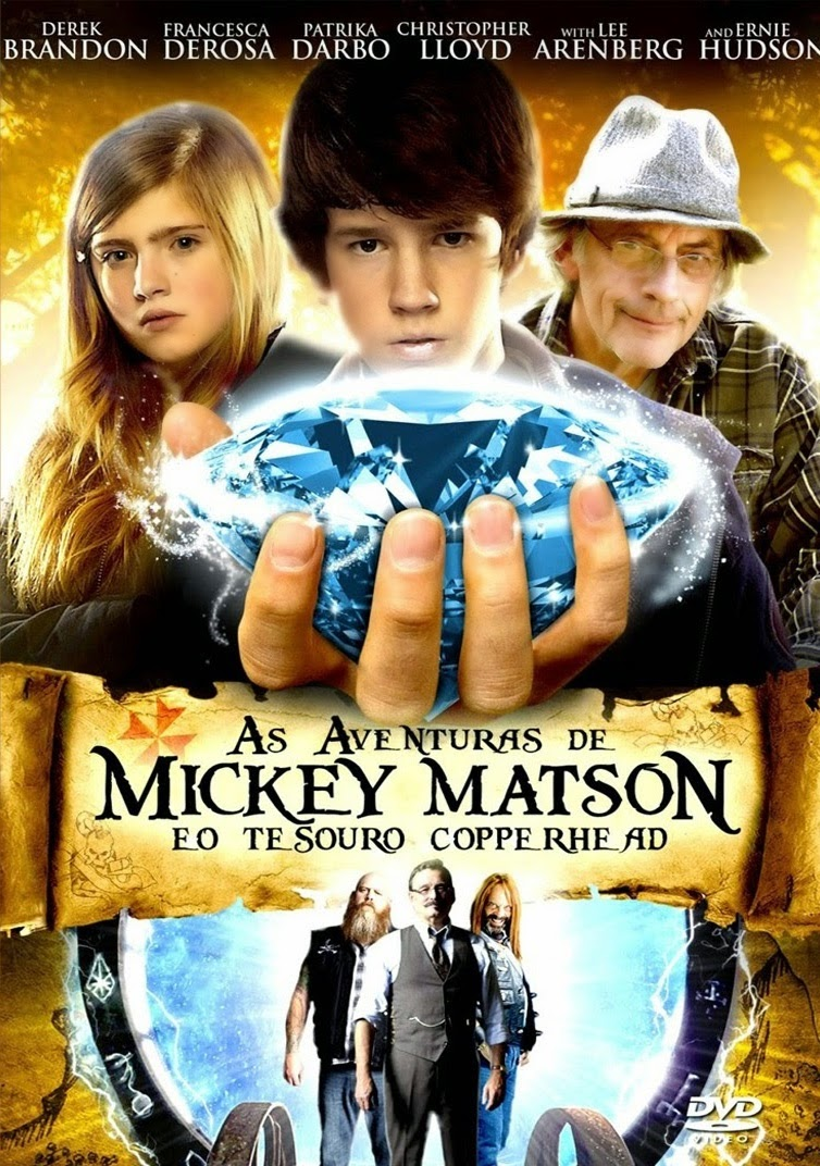 As Aventuras De Mickey Matson e o Tesouro – Dublado (2012)