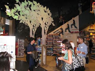 Disney Retail Experience