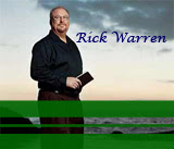 Estudo de Rick Warren