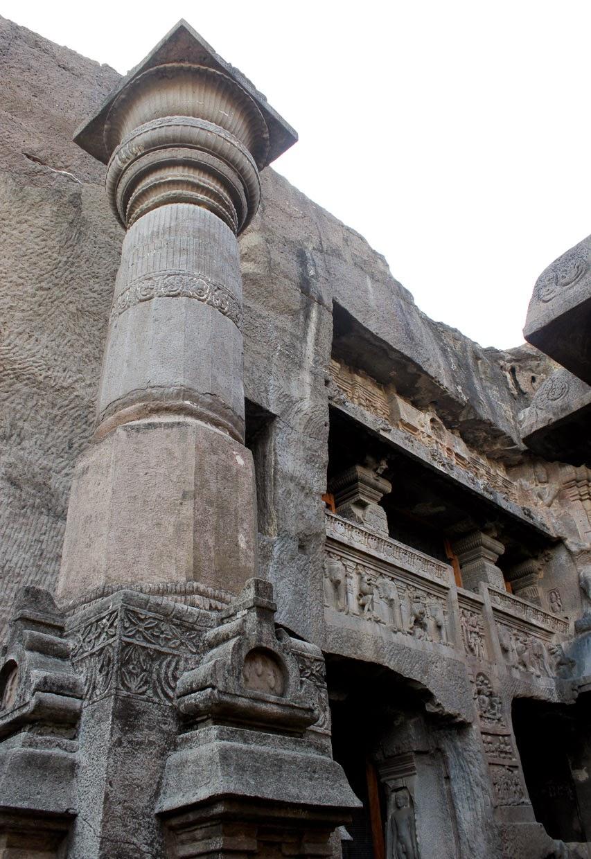 Monolithic Pillar