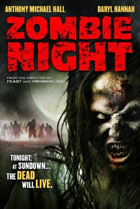 Film Zombie Night (2013)
