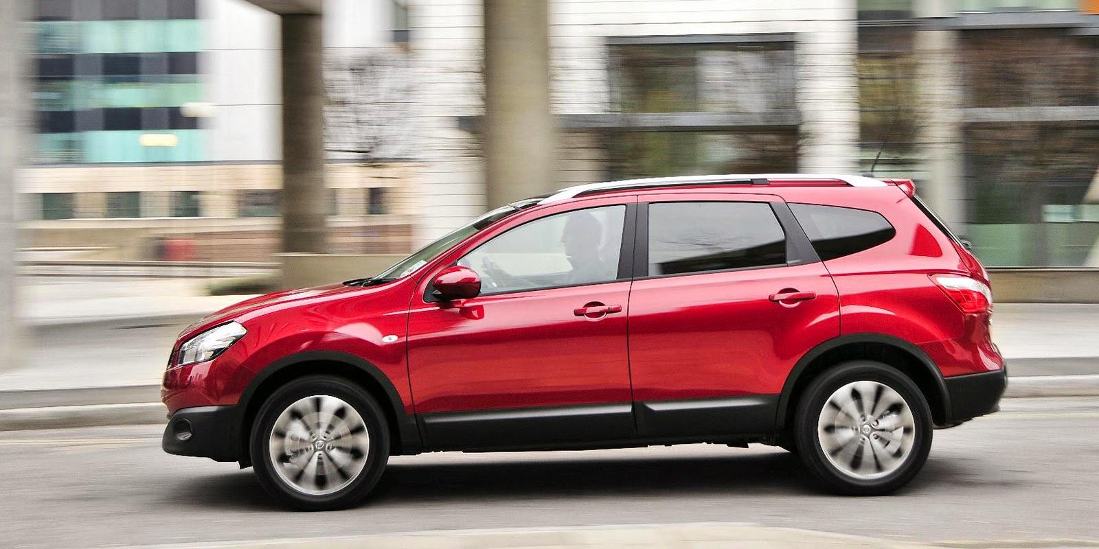 Nissan Qashqai dentro del top ten de ventas en España en 2013