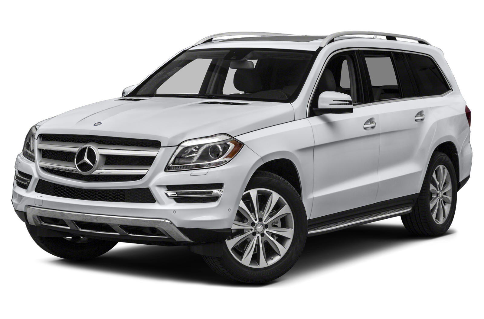 2015 Mercedes-Benz GL-Class High Resolution Pictures