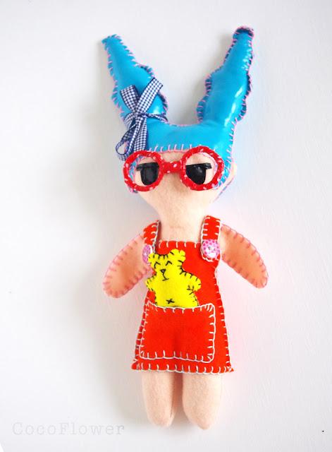 Art toys par CocoFlower