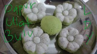 Kue Putu Tradisional Nusantara