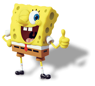 the spongebob movie sponge out of water-spongebob