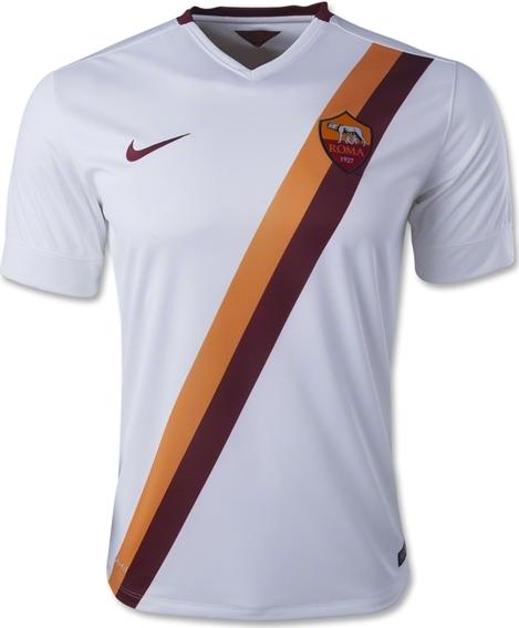 jual Jersey AS Roma Home musim terbaru 2014 grade ori