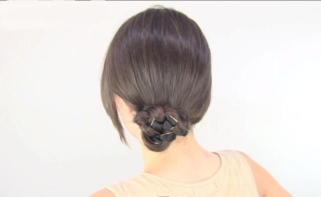 Como Hacer Peinados Sencillos - Tendencias de peinados fáciles rápidos y elegantes mas