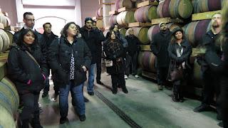 Winery Tour @ Château des Charmes