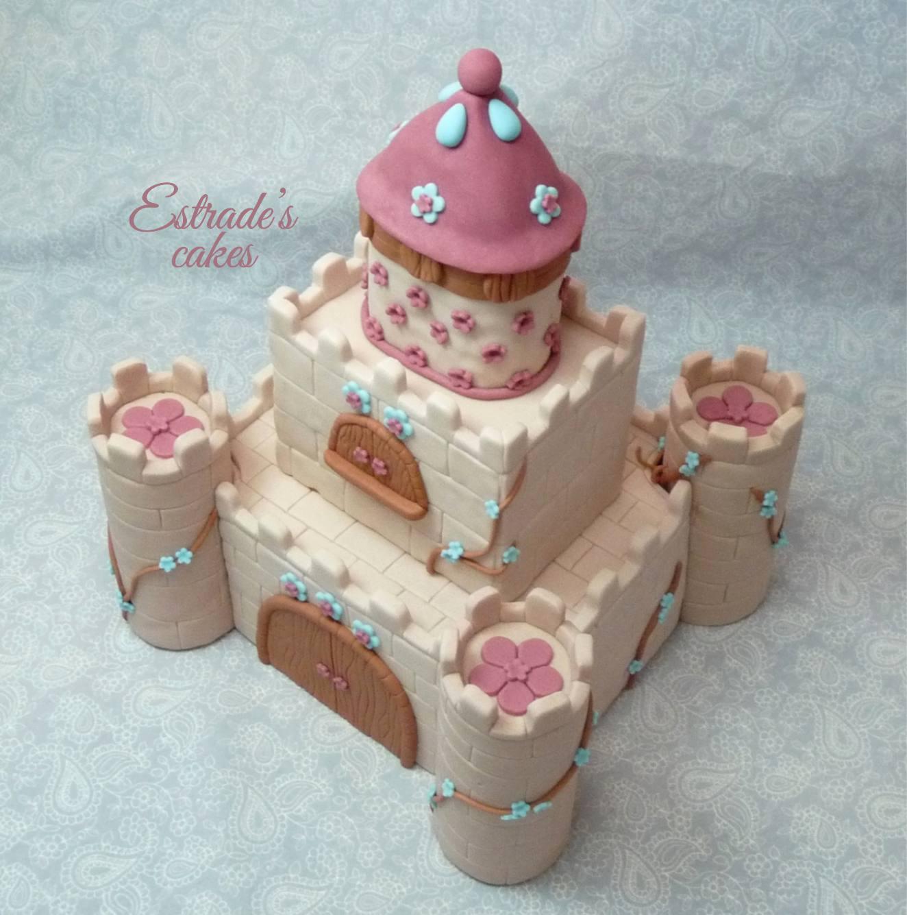 tarta castillo - 2