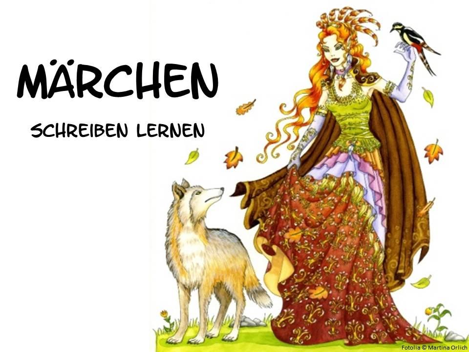 """Online-Kurs """"Märchen schreiben"""""""