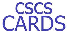 Get Your CSCS Card