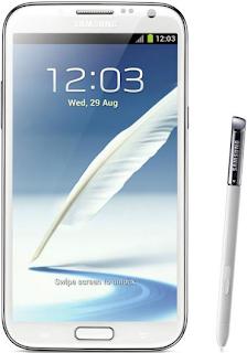 Samsung Galaxy Note 2 Lauching di Jakarta,Surabaya,Medan,Bandung Dan Makasar 13 Oktober 2012