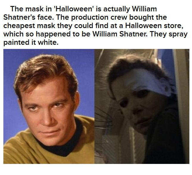 interesting facts about horror movies damn cool pictures