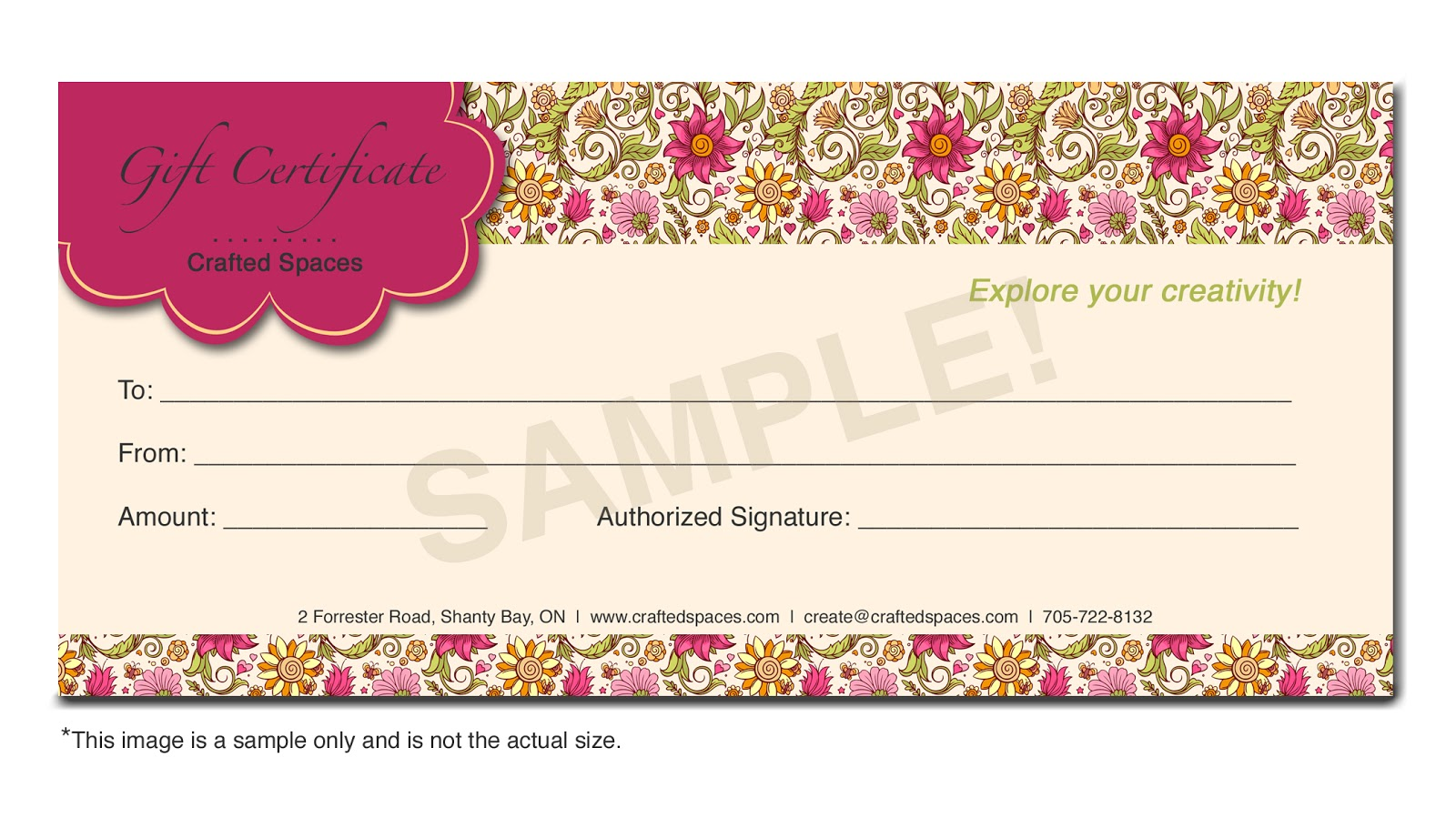 Fillable gift certificate xflitez Images