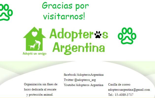 ADOPTEROS ARGENTINA