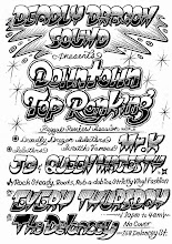 3/14(Thu)Downtown Top Ranking w Grace Of Spades @ Delancey