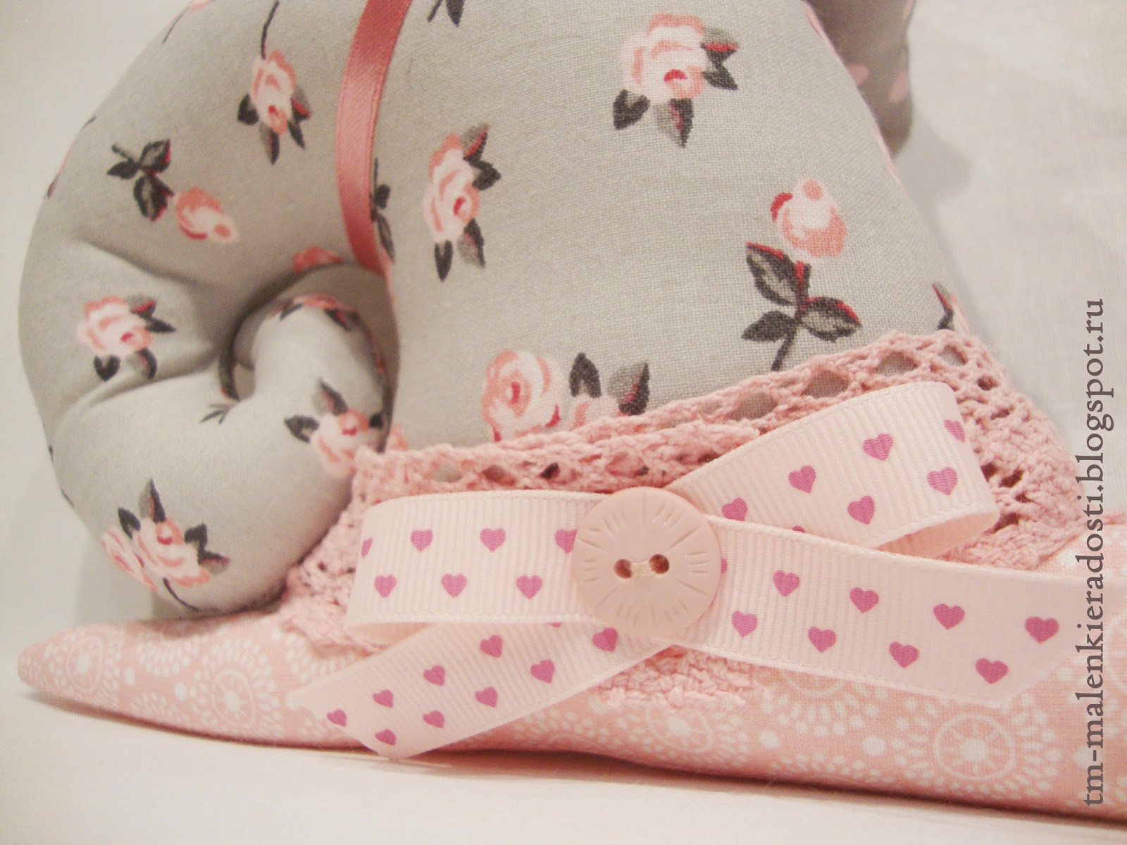 Улитка с подушками