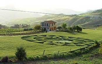 Crop Circles, Italia 2008