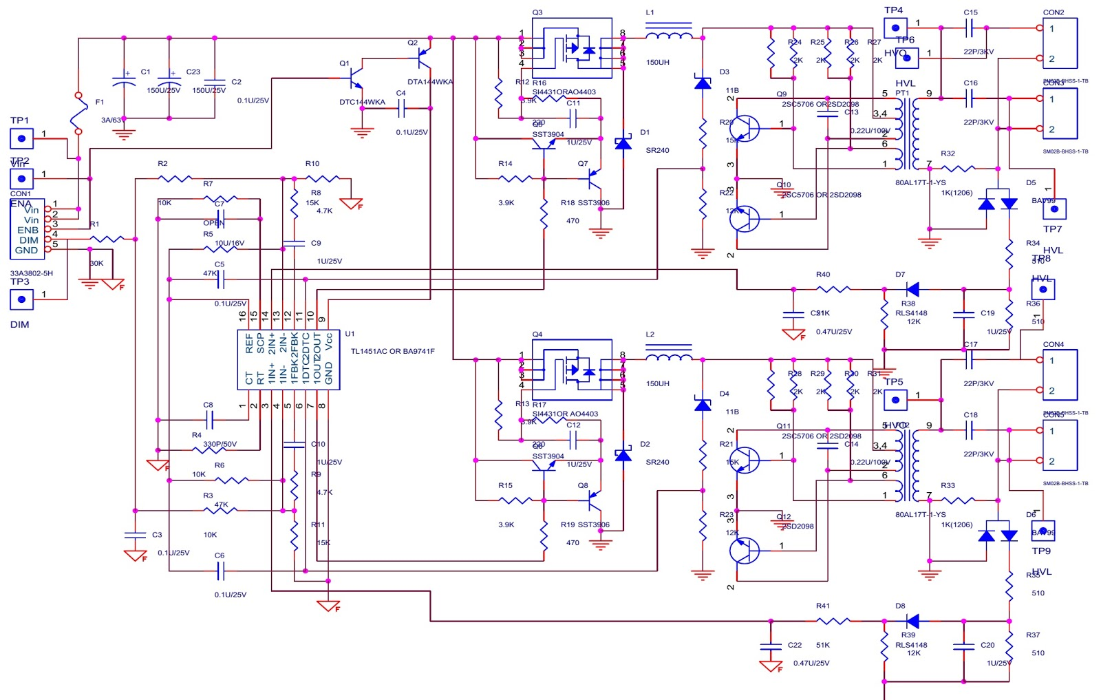 Point To Point construction further Gnd In A Dc Circuit With Circuit Board moreover 2008320922829518 likewise Circuit Stereo Power Audio  lifier Using Tda7297 2 X 15 Watts Mute And Stand By Optional Easy To Assemble moreover Schmitt Trigger Gate Circuit Diagram. on pcb circuit diagram