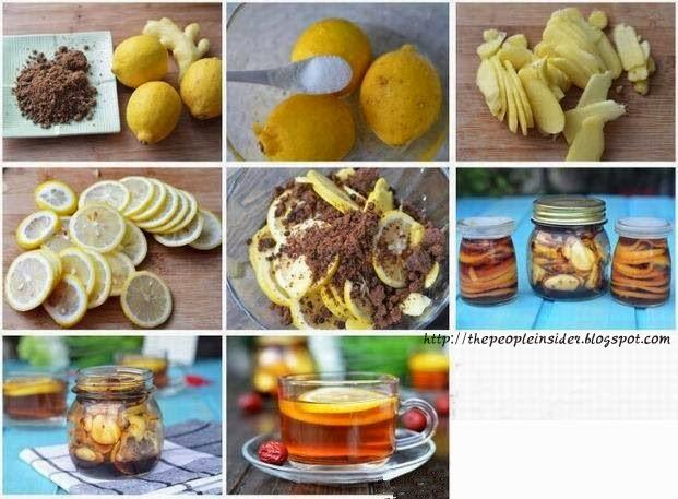 鹹檸檬食譜做法-古早味鹹檸檬做法超簡單:鹹檸檬舒緩感冒喉嚨 …_插圖
