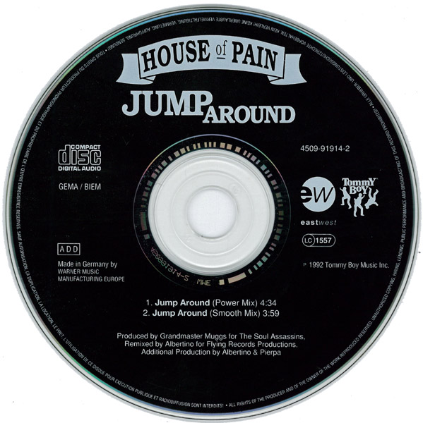 House Of Pain Jump Around Album Download