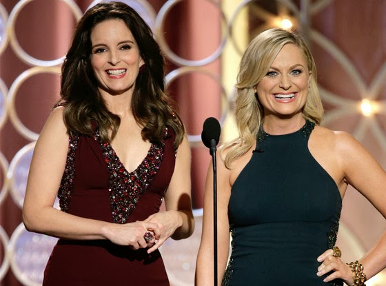 Tina Fey, Amy Poehler, Golden Globes, awards show